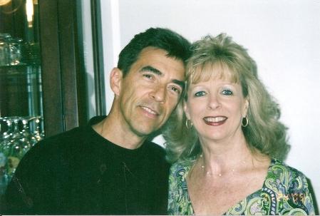 Roger and Debbie Ivester