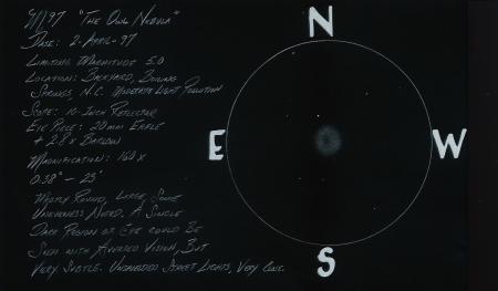 """M97 """"The Owl Nebula"""""""