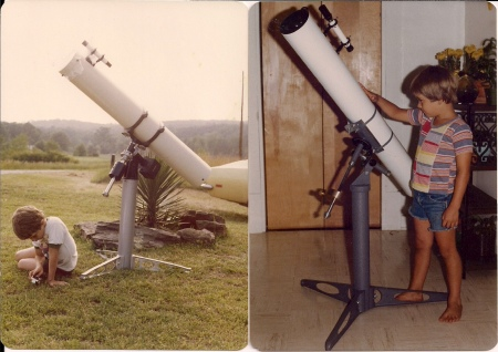 Favorite Telescopes From The Past