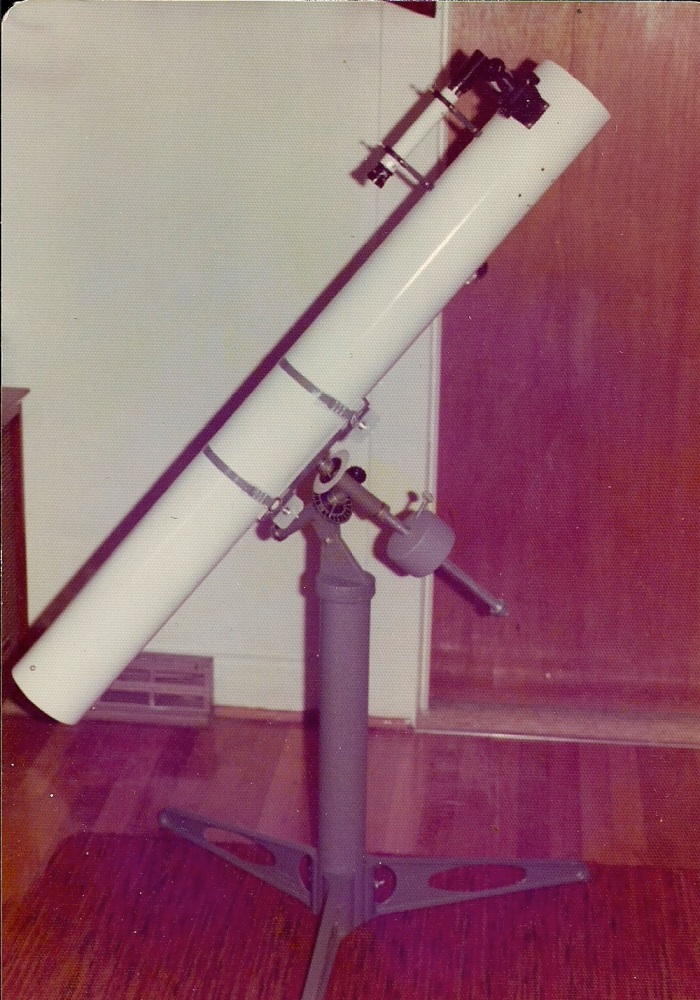 My First Telescope And Other Important Life Events (1/6)