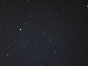 The Virgo Diamond - Faint Five Star Asterism (2/2)