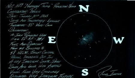 NGC 1579 - Reflection Nebulae-1