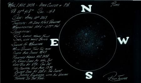 M46 & NGC 2438