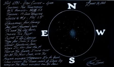 NGC 6791 - OC - Lyra