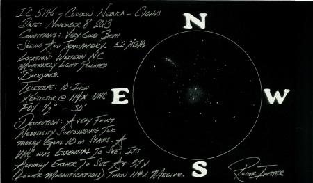 IC 5146 - Cocoon Nebula