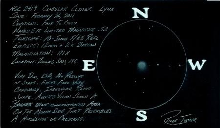 NGC 2419 - Globular Cluster