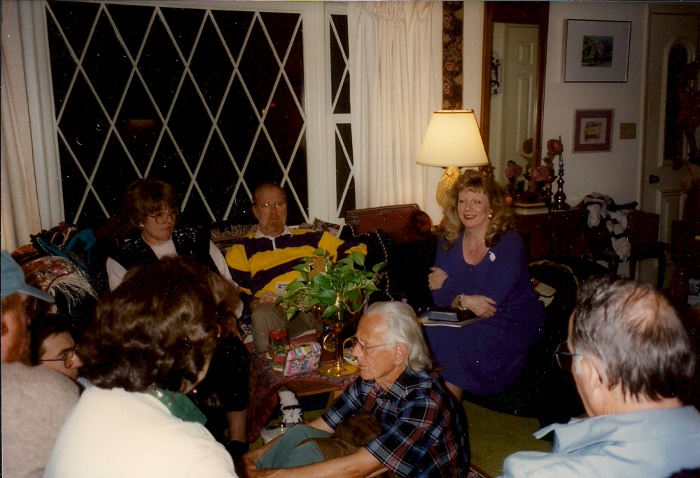 The  Cleveland County Astronomical Society Pays Tribute To Longtime Member, Marion