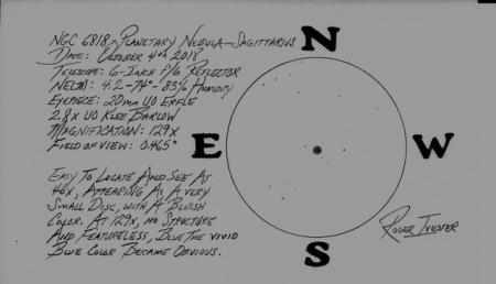 NGC 6818 Sketch