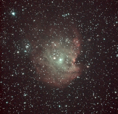 ngc 2174 north crop