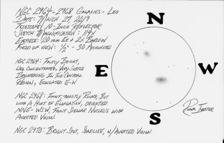 NGC 2964-68-70