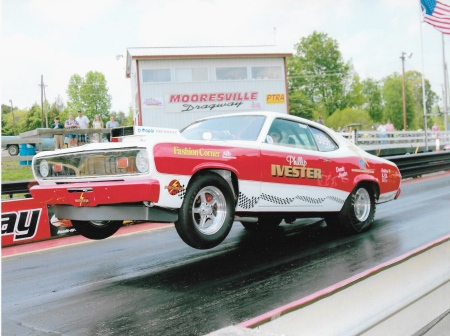Mooresville Dragway