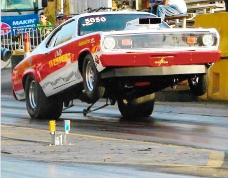 Race Car Wheeley