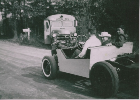 The Beginning of a Hot Rod