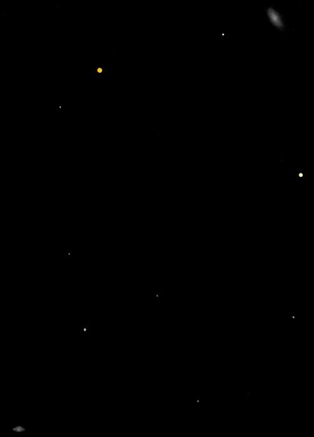 NGC 5676 and 5689 cinvc